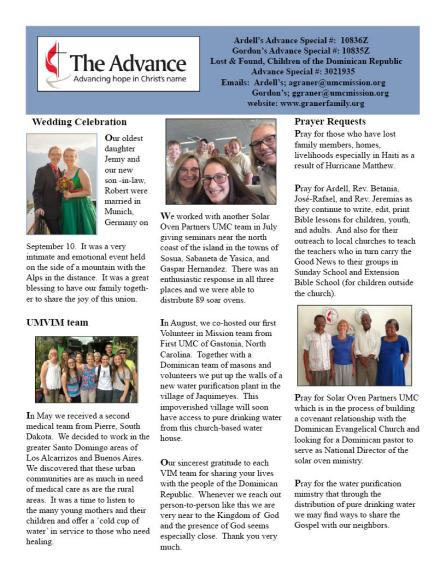 newsletter-october-20162